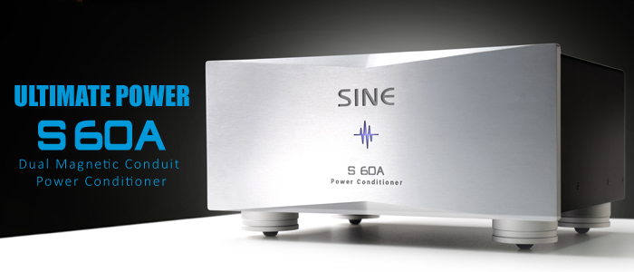 SINE S 60A Power Conditioner