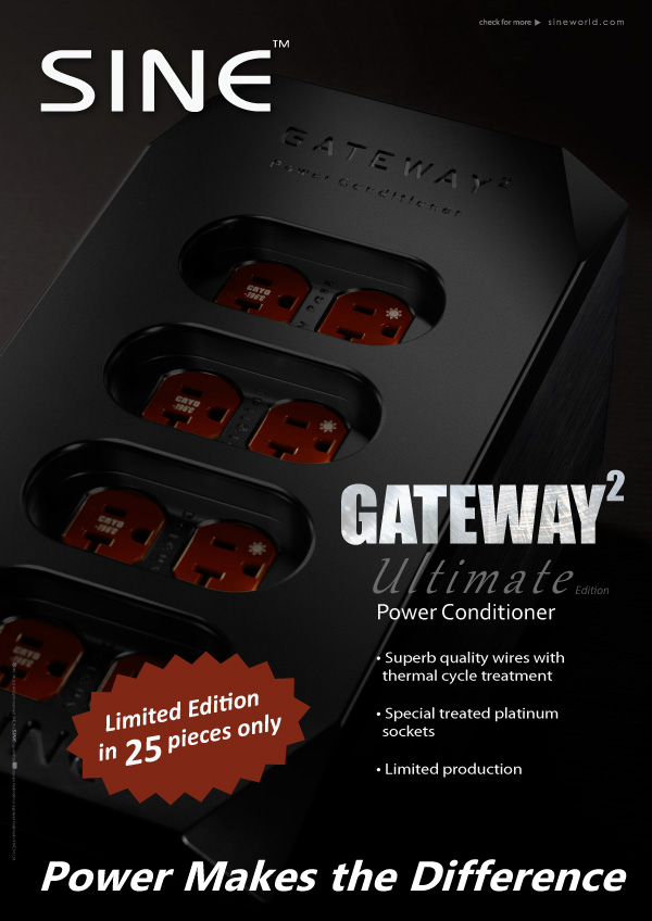 Gateway 2 Ultimate - Flagship Power Conditioner